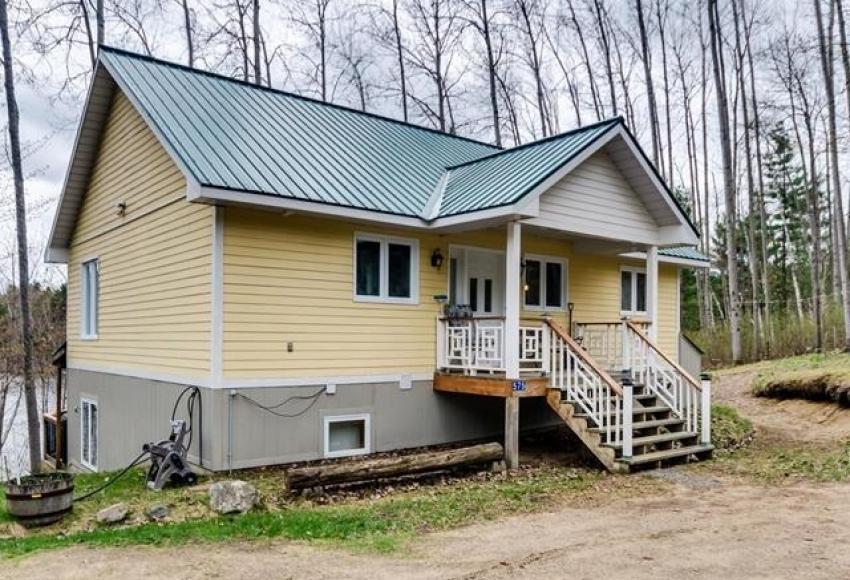 Maison au bord de l 39 eau ma cabane au canada for Photo de maison au canada